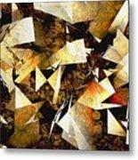 Abstraction 2399 Metal Print