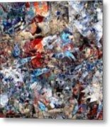 Abstraction 2400 Metal Print