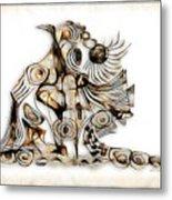 Abstraction 2741 Metal Print