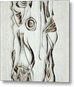 Abstraction 2822 Metal Print