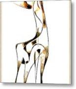 Abstraction 2919 Metal Print