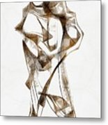 Abstraction 2924 Metal Print