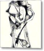 Abstraction 2925 Metal Print