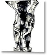Abstraction 3003 Metal Print
