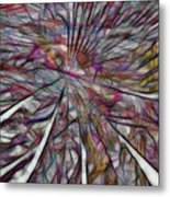 Abstraction 3096 Metal Print