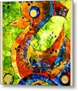 Abstraction 3200 Metal Print