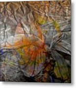 Abstraction 3414 Metal Print