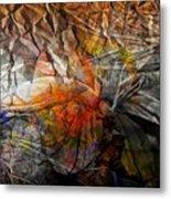 Abstraction 3415 Metal Print