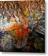 Abstraction 3416 Metal Print
