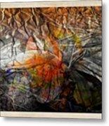 Abstraction 3417 Metal Print