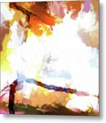 Abstraction #37 Metal Print