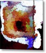 Abstraction #39 Metal Print