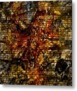 Abstraction 827 - Marucii Metal Print