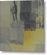 Abstractionnel - Ww59j121129158yll Metal Print