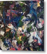 Abstractions And Revelations 2 Metal Print