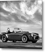 Ac Shelby Cobra Metal Print
