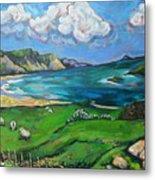 Achill Island Metal Print