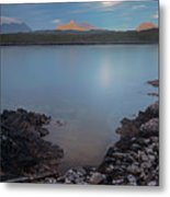 Achnahaird Bay And Assynt Mountains Metal Print