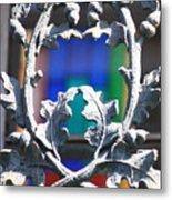 Acorn Ironwork Metal Print