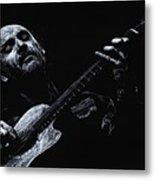 Acoustic Serenade Metal Print