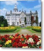 Adare Manor Golf Club, Co Limerick Metal Print