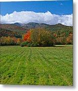 Adirondack Mountains, Upper State New Metal Print