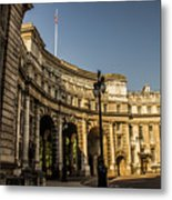 Admiralty Arch. Metal Print