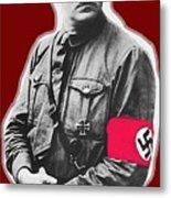 Adolf Hitler Crossed Hands Circa 1934-2015 Metal Print
