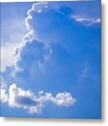 Adoration Of The Heaven Above Metal Print