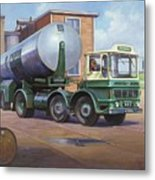 Aec Air Products Metal Print