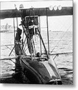 Aerial Torpedo, 1915 Metal Print
