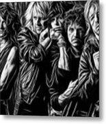 Aerosmith Collection Metal Print