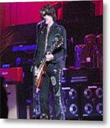 Aerosmith-joe Perry-00022 Metal Print