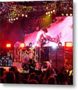 Aerosmith-joe Perry-00155 Metal Print