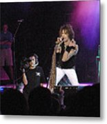 Aerosmith-steven Tyler-00175 Metal Print