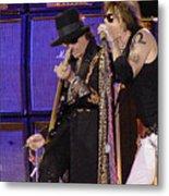 Aerosmith - Steven Tyler -dsc00015 Metal Print