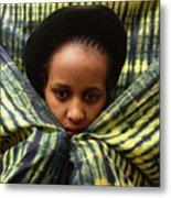 Africa Diasporan Metal Print