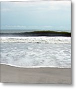 African Waves II Metal Print