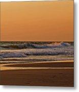 After A Sunset Metal Print by Sandy Keeton