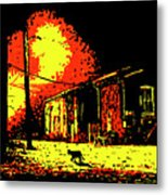 After Midnight - Color Metal Print
