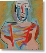 After Picasso Metal Print