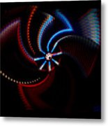 After Shock Metal Print