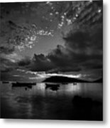 After The Day The Night Shall Come Metal Print