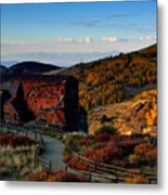 After The Gold Rush Metal Print by Tim Reaves