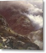 After The Massacre Of Glencoe  Metal Print