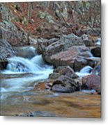 After The Rains On Pickle Creek 1 Metal Print