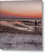 After The Sunset Metal Print