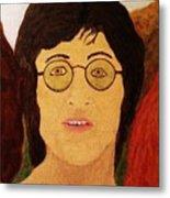 Afterlife Concerto John Lennon Metal Print