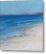 Afternoon On Honeymoon Island  Metal Print
