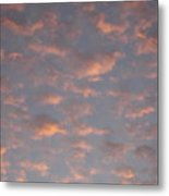 Afternoon Sky 11 Metal Print